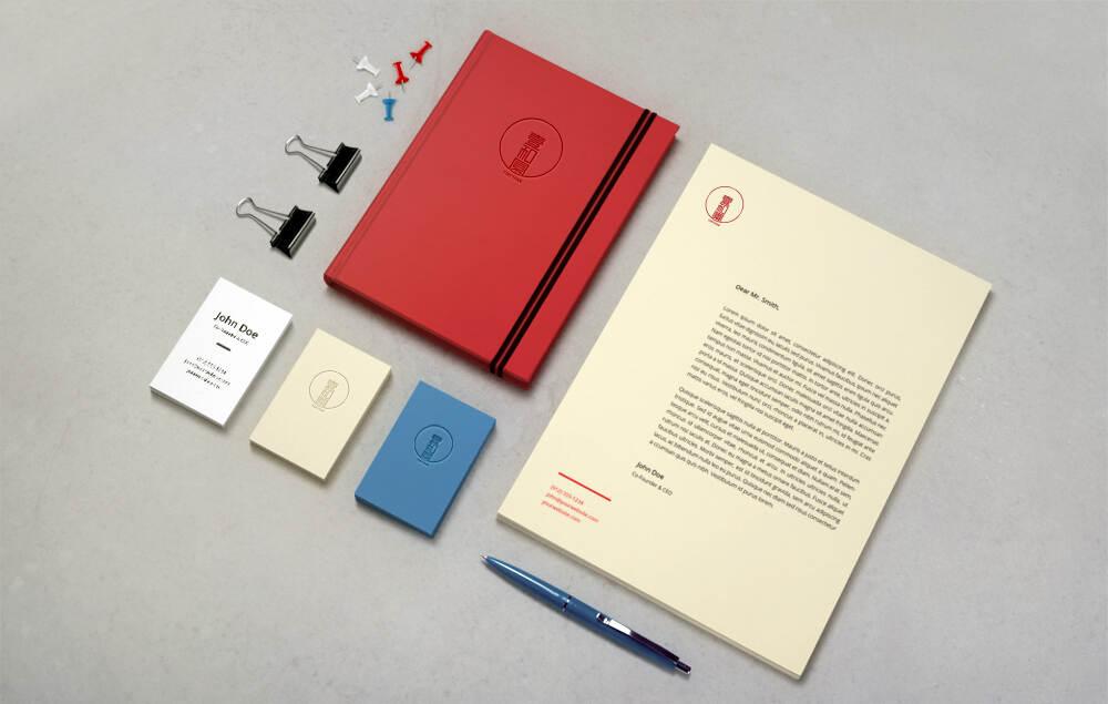 企业形象设计vi设计