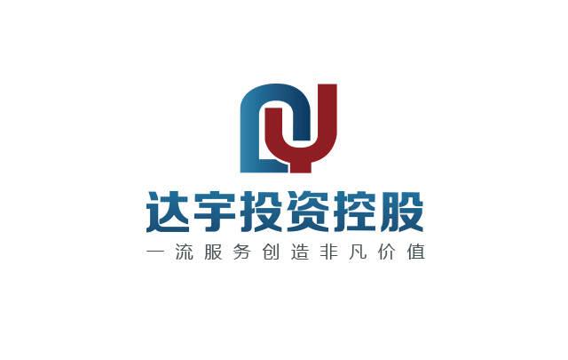 金融投资达宇投资logo、vi设计