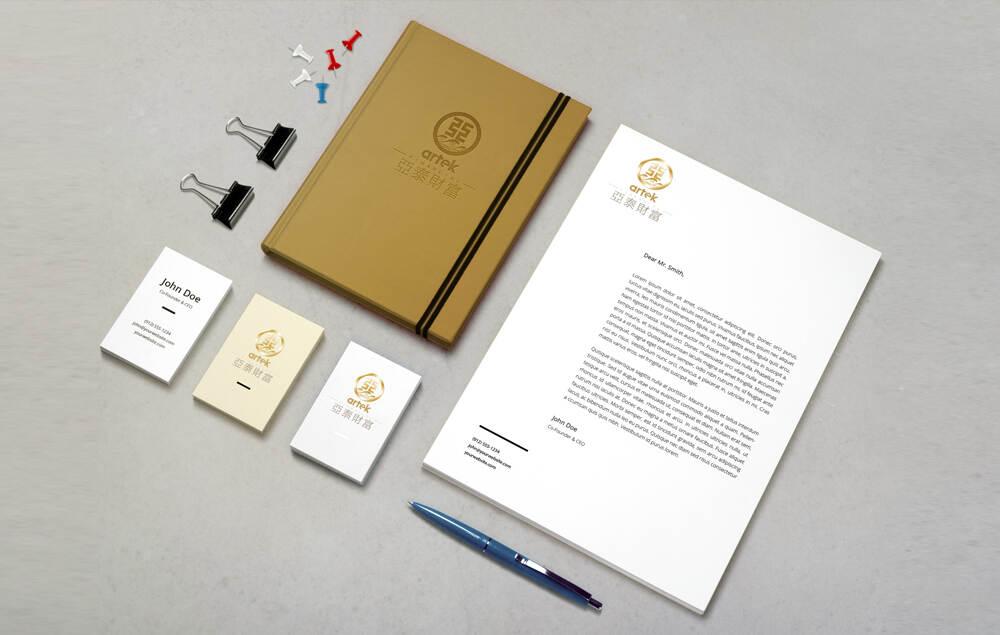 金融包装设计