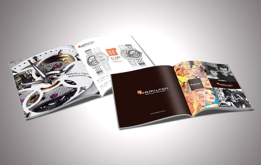 手表画册设计公司