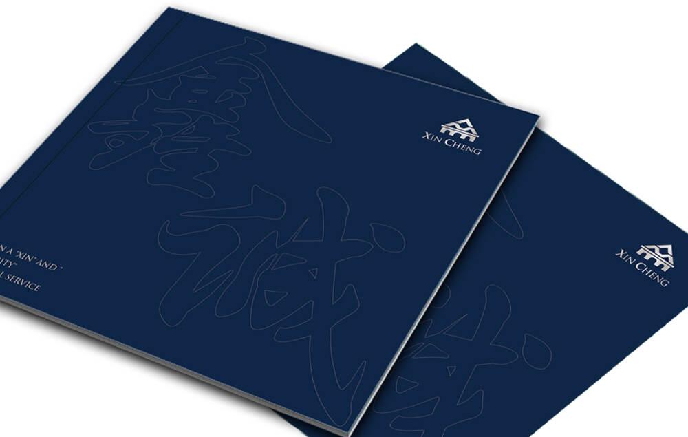 公司精美画册设计