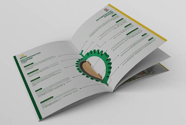 企业宣传册设计的一些设计技巧