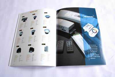 工业产品样本设计技术指导