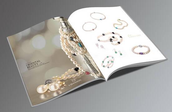 珠宝企业宣传册设计要点是什么