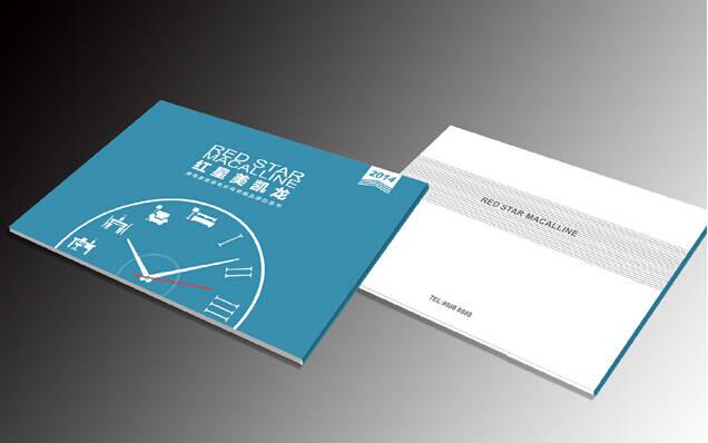 产品画册设计中对于图片的应用