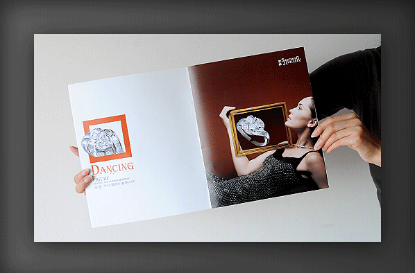 宣传带来非常好的推广效应,所以,不少的用户在对   企业彩页设计的