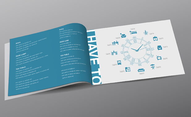 产品画册设计的基本要素