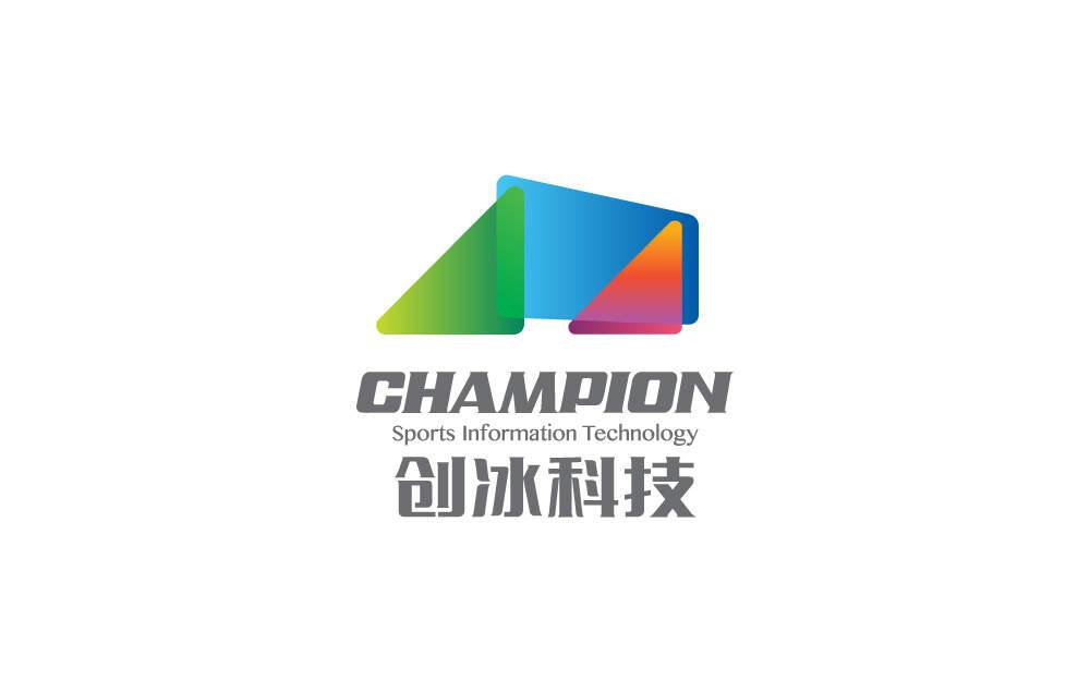 上海创冰信息科技有限公司品牌logo设计