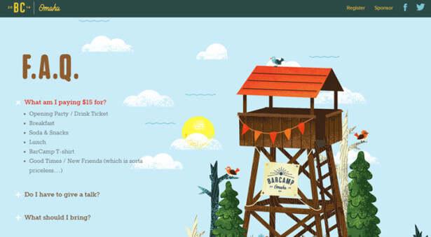 平面设计和网站设计配色方案技巧指南