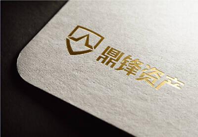 上海鼎锋资产管理品牌形象VI设计