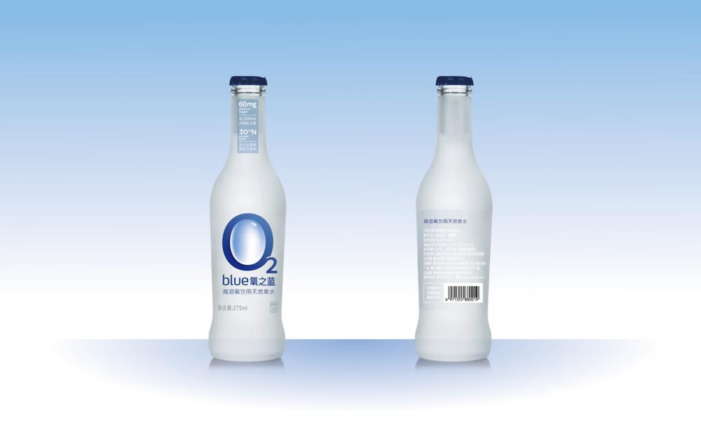 矿泉水瓶包装设计