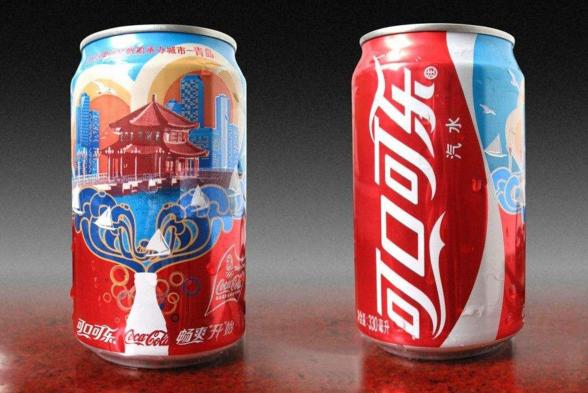 可乐包装设计带来的额用户体验!游戏和可乐包装设计结合是不错的点子!