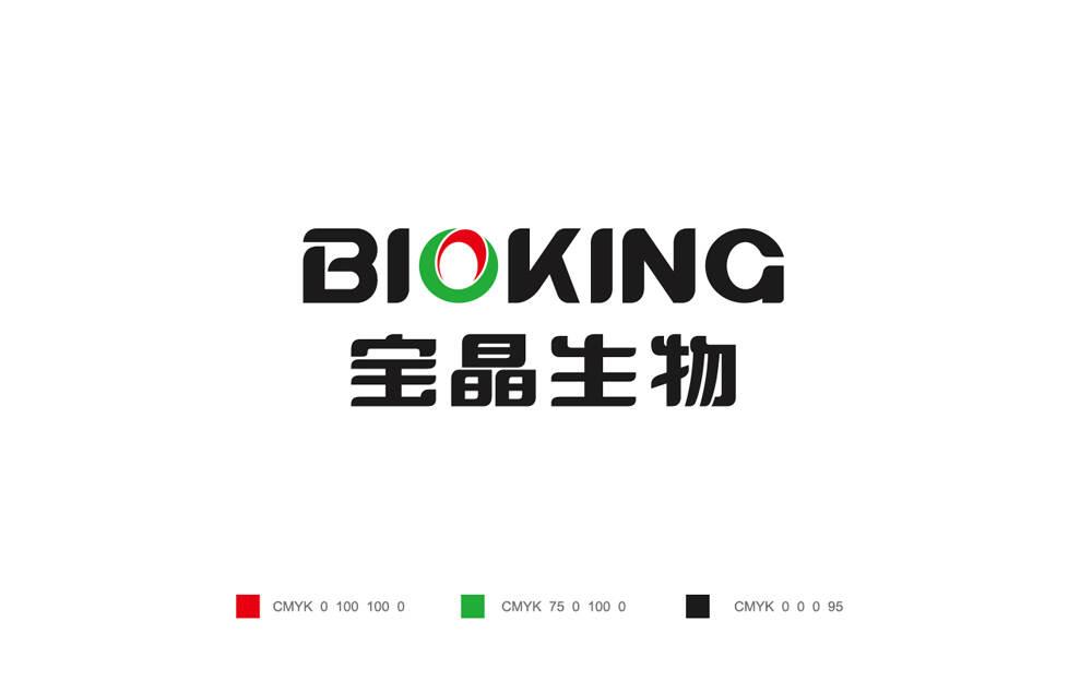 杭州宝晶生物企业品牌VI设想