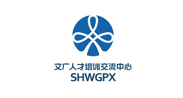 上海文化培训中心logo设计/品牌商标设计