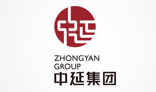 中延集团品牌logo设计/品牌形象设计