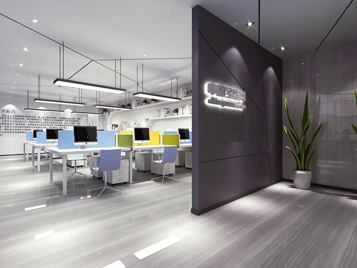 专业科技网办公室SI设想-孕妈网小型办公空间设想