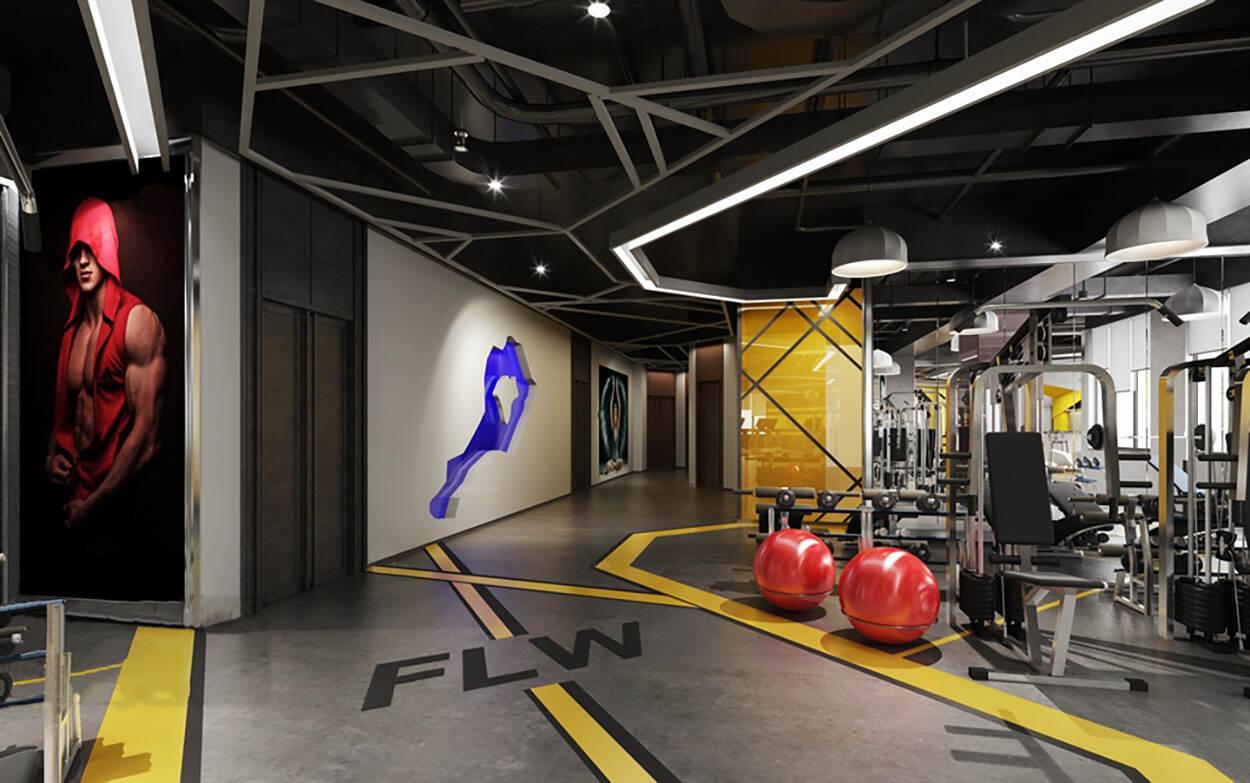 飞利文健身房SI空间亿博体育直播