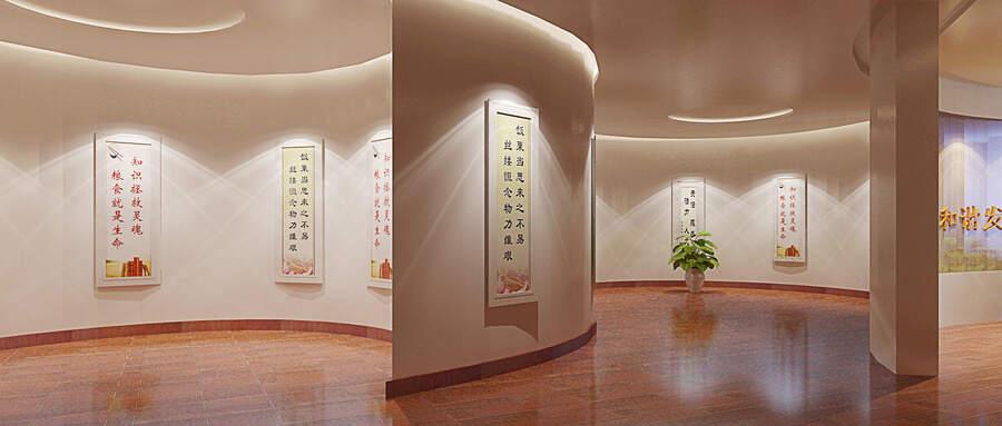 上海做博物馆展厅亿博体育直播的公司怎么样是否值得信赖